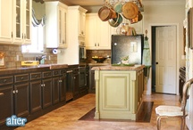 Kitchen Inspiration / by Leah Carlson