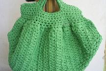 Crochet bags/Horgolt táskák