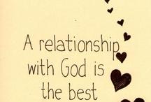 God is good! / by Katlyn Bruhn