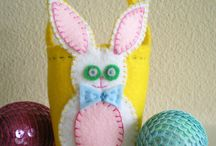 Easter: Spring + String / Springtime, Easter / by Commonthread by DMC