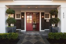 Exteriors / by Evolution of Style