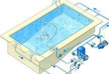 Bazény, vírivky