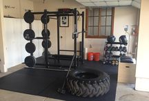 Home Gym Garage