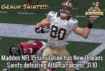 Saints 2014 Regular Season