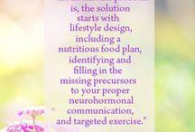 Hormonal/Thyroid Health / All things hormone and thyroid