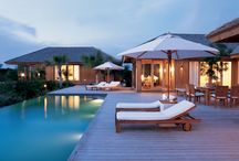 Luxury Resort design / Featuring the best designed resorts in the tropics