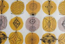 Lucienne Day and other Mid-Century designers