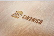 Mood board - Sandwich Club Logo