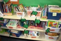Classroom Library / by Kelly Masters