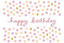 Cumpleaños / Regalos