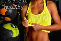 Fitness  / by Mallory Osen