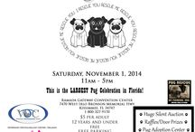 Upcoming Events for our Partner Shelters/Rescue's / Pet Rescue Rx is happy to support our partner events
