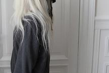 Silver Hair / by Renee Kimball