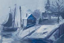 Artist's Paintings