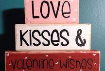 Valentine ideas.