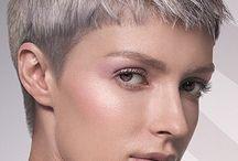 Účesy z krátkých vlasů