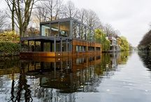 and houseboats too / by WhiteAntelopeStudio Art
