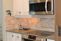 Custom Countertop Kitchen Remodel / Custom Countertop Kitchen Remodel Project  / by Cornerstone Builders