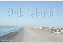 Favoriate Place / Any Beach, but Oak Island Best Beach!