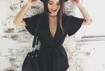 Summer in black ⚫️