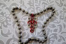 Chainmail Jewelry / Chainmail Jewelry for sale on Ebay and Etsy