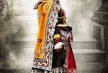 Traditional / Fashion of culture