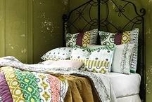 Hidden House Master Bed