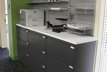 Printer stations