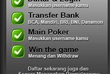 Judi Poker Domino Online Indonesia Terpercaya / www.emkatupang.com