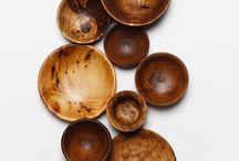 Beautiful Wooden Bowls