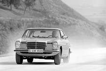 Mercedes w114 / Launched in 1968, the 6 cylindered Mercedes Benz W114 and its W115 four cylinder sister are possibly the archetypal classic Benz. Staid, solid, and supremely sensible, there's no reason why a good one couldn't serve as either a show car or a classic daily driver.