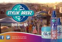 Stylin' Dredz / The Stylin' Dredz range has been designed specially for those with natural hair, who wish to style it in a trendy, cultural look of 'twists' or 'locks'.