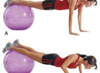 Fitness / Ejercicios y vida saludable