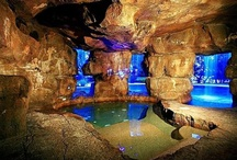 Pools (Large & Extreme) Grottos/Waterfalls/Lazy River / by Sean Branom