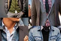 Menswear FUSS hearts / How men should dress up!