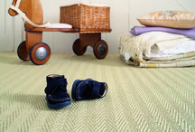 Children/Nursery room / When choosing a carpet for children you can go for something a bit more unique. Stripes or patterns are a perfect idea to cover the tracks of marks and stains that a little person might make. It will also stay in style!