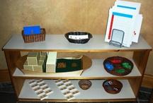 Montessori area / by Neptune