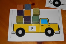 Topic Transport for EYFS