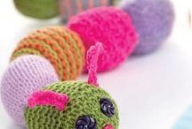 Baby - Knitted Toys