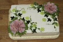 Voileipä kakku/kinkku