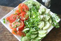 Salat Deko