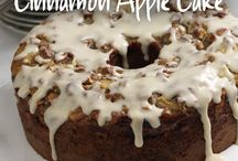 Apple recipes / Enjoy apple picking season with this array of delicious apple dishes.