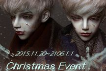 LoongSoul 2015 Christmas Event (2015.11.20-2016.01.01) / For more info,please visit our website at www.ls-doll.com,or email us at loongsouldoll@hotmail.com