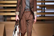 Men's Runway Fashion for 2015 / A sneak peek of at what's to come in men's fashion 2015