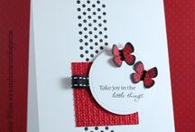 Card / Card belle