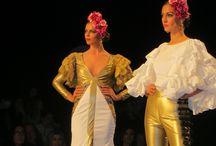 Pantalones flamenca