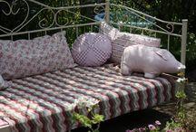 """My little Garden / Stories about my Garden named """"Bumle Bee Hill"""""""
