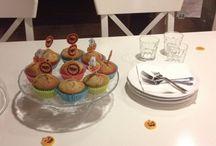 Hallowen Cakes