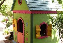 garden house for kids