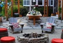 Garden cottage garden